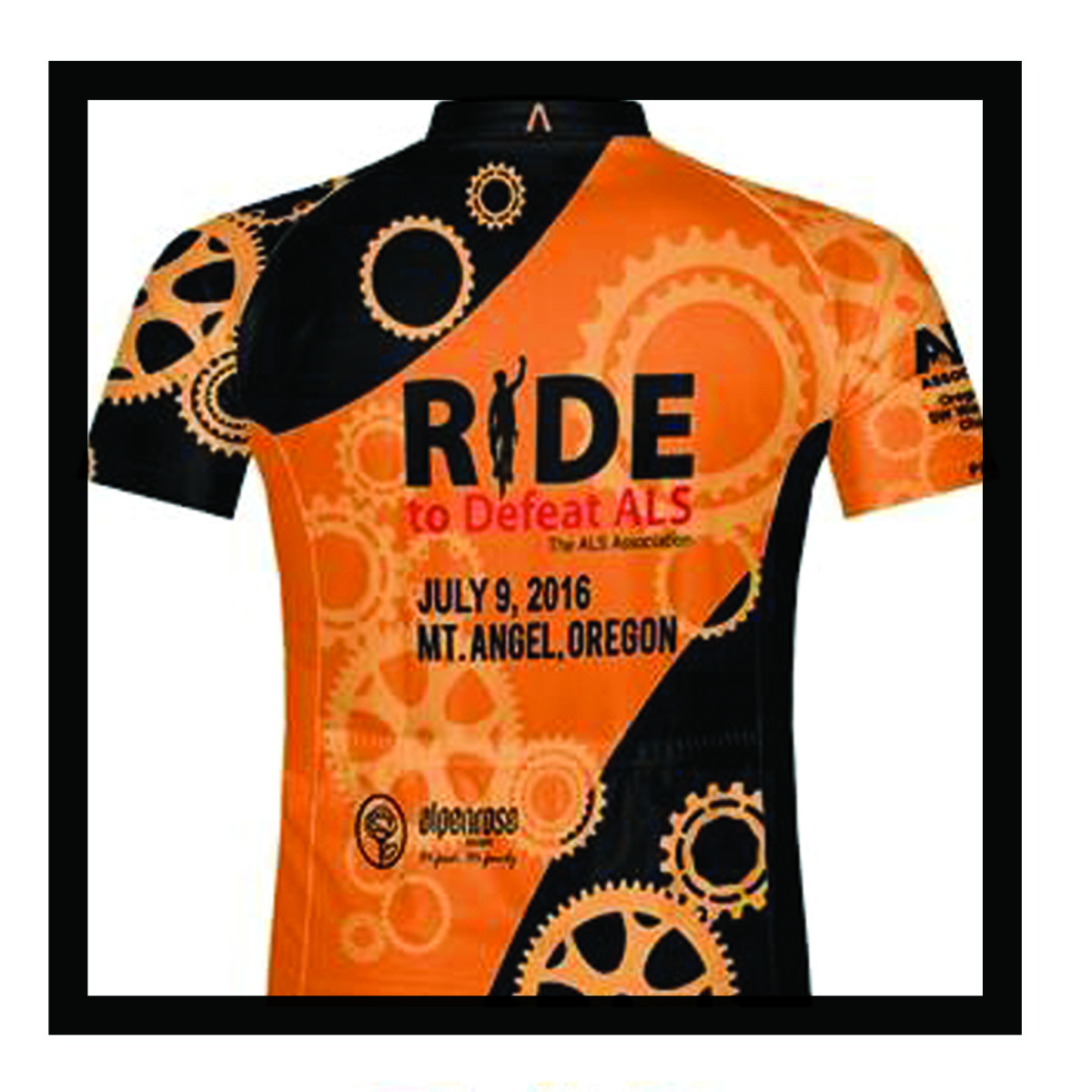 Ride Jersey