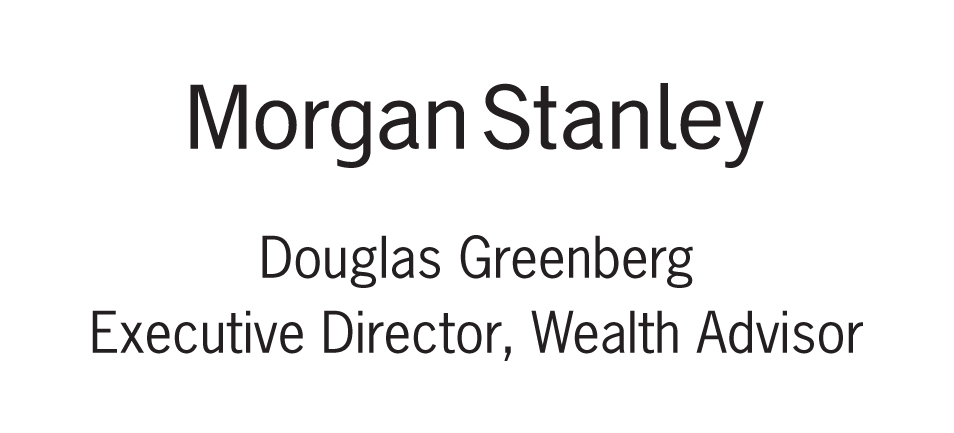 Doug Greenberg Morgan Stanley