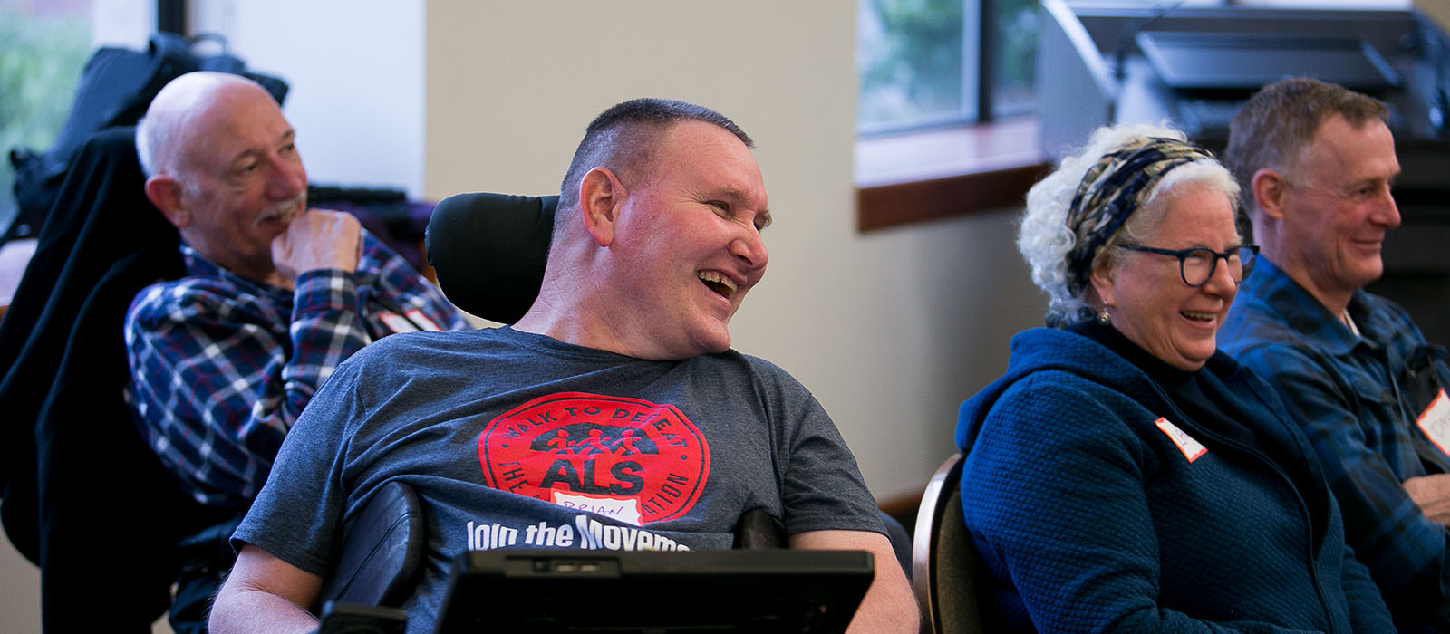 Support ALS Equipment Loan Program